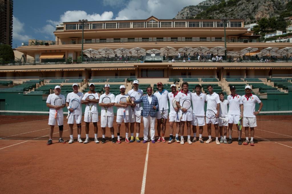 Monaco Ascotian tennis Club, heritage